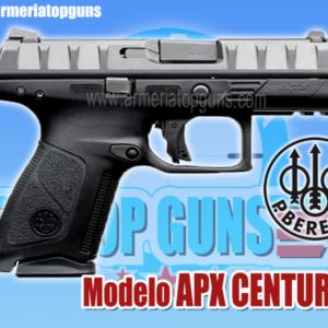 PISTOLA MARCA BERETTA MODELO APX CENTURION, CALIBRE 9x19mm
