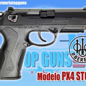 PISTOLA MARCA BERETTA MODELO PX4 STORM, CALIBRE 9x19mm