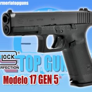 PISTOLA MARCA GLOCK MODELO 17 GEN5