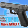 Pistola marca GLOCK modelo 17 C Gen4