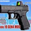 PISTOLA MARCA GLOCK MODELO 19 GEN4 MOS