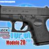 pistola marca glock modelo 28