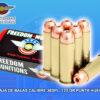 Caja de Balas FREEDOM calibre 38spl HP Armeria Top Guns