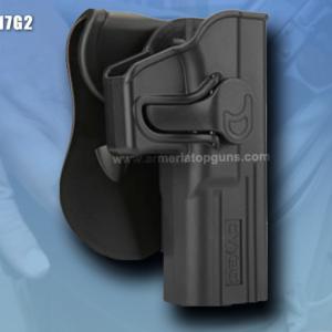 FUNDA PARA GLOCKSe Adapta A Glock 17, 22, 31(GEN 1-2-3-4) GENERACION 2