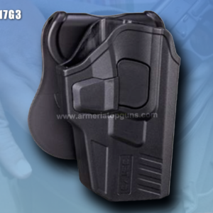 FUNDA R-DEFENDER GENERACION 3 PARA GLOCK Se Adapta A Glock modelos 17,22, 31(GEN 1,2,3,4,5)