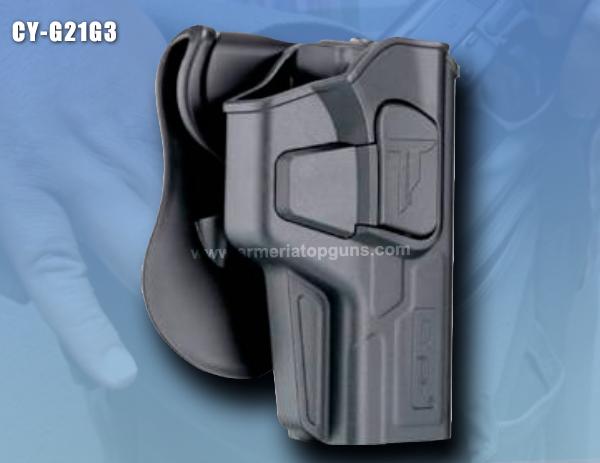 FUNDA R-DEFENDER GENERACION 3 PARA GLOCK Se Adapta A Glock modelos 21(GEN 1,2,3,4,5)