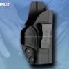FUNDA INTERNA DE PORTE OCULTO PARA SMITH & WESSON M&P